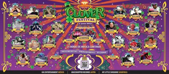 CLOVER FESTIVAL