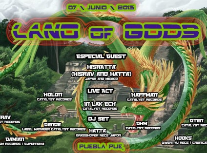 LAND OF GODS FESTIVAL