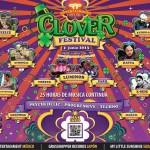 clover flyer