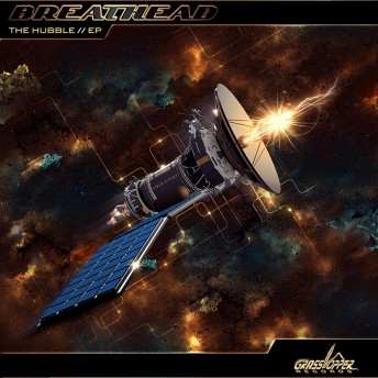 Breathead - The Hubble EP - 700 x 700